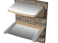 Wall-mounted Platforms