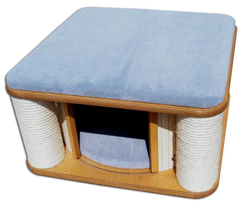 Catwalk Table for Cats KCA