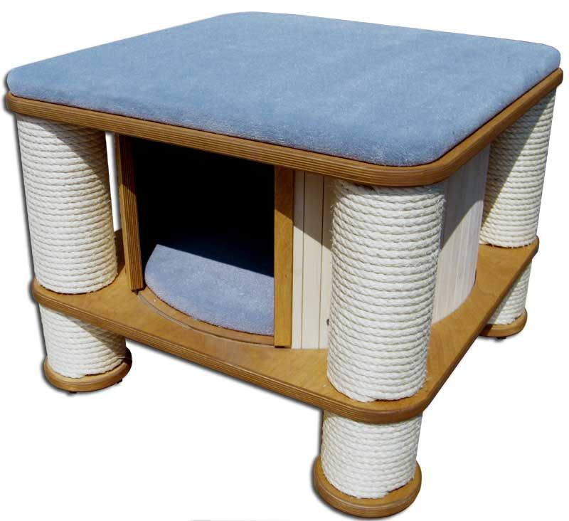 Catwalk Table for Cats KCB