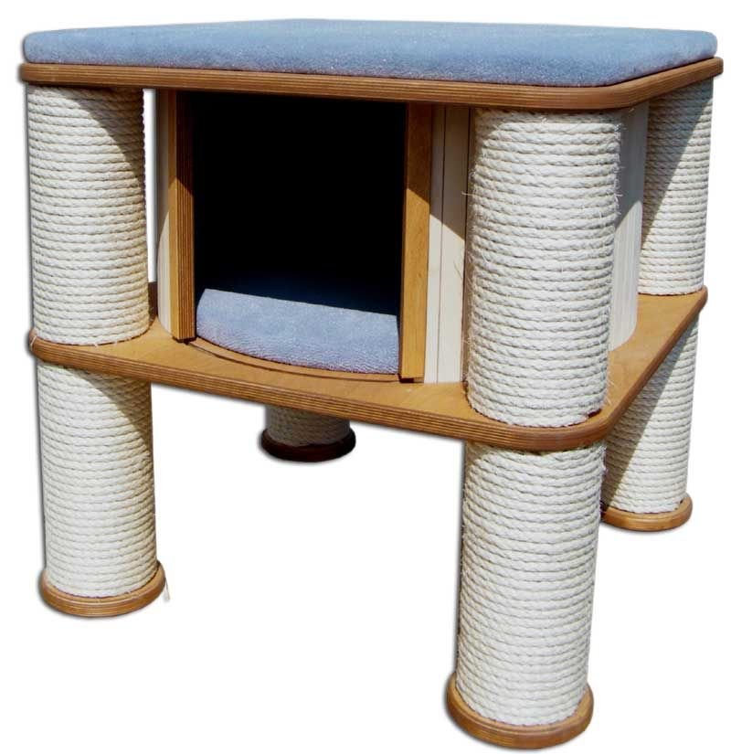 Catwalk Table for Cats KCC