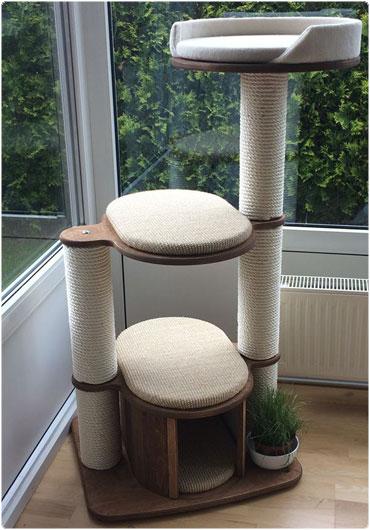 Catwalk Kratzbäume, Wall Mounted Cat Furniture Nz